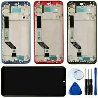 LCD Display Touch Screen Digitizer Frame for Xiaomi Redmi Note 7/Note7 Pro Phone