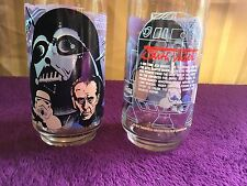 1977 Coca Cola Burger King Star Wars Darth Vader Collector's Drinking Glass Cup