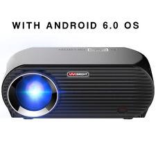 GP100 LCD Video Projector w/1080P Full-HD Level Quality 3500 Lumens 90-240V