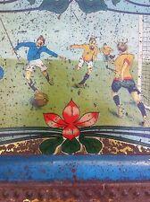 SPORT_CALCIO_FOOTBALL_PARTITA DI PALLONE_CALCIATORI_PORTIERE_DA COLLEZIONE_RARO