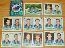 PANINI FOOTBALL CALCIATORI  1993-1994 PISA SERIE B COMPLET CALCIO ITALIA