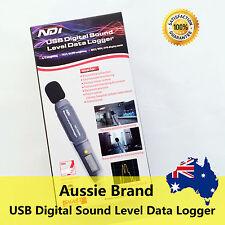 NDI USB Digital Sound Level Data Logger with LCD Display