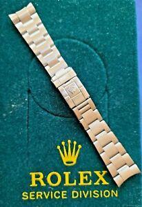 Rolex GMT Master Explorer Watch Bracelet Clasp 20mm 78790A 801,803B end links