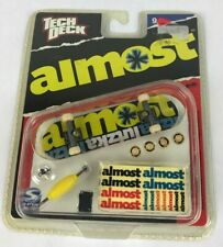 Vintage Tech Deck Almost lot of 96mm Fingerboard Rare w/ Accessories