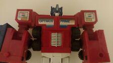 G1 Transformers G2 Optimus Prime Figure Vintage