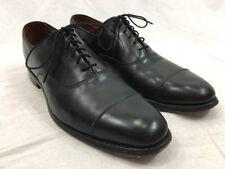 Allen Edmonds Shoes Park Avenue Oxfords Mens 11.5 A Black Leather Cap Toe USA