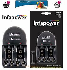 Infapower C010 Plug-in Battery Charger
