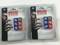 Resident Evil 2 The Board Game Extra Dice Add-on SFG