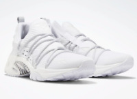 Reebok Trideca 200 EG2618 Mens White Canvas Low Top Athletic Running Shoes sz 12