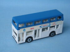 Matchbox MB-17 Titan Bus Space For Youth Staffs Toy Model Car 75mm Boxed