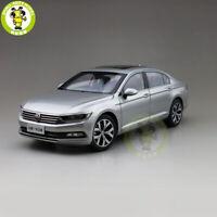 1/18 FAW VW Magotan Passat B8 Diecast Car Model Toys Boys Girls Gifts Silver
