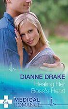 Healing Her Boss's Heart (Sinclair Hospital Surgeons, Book 2),Dianne Drake