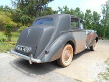 PART CAR! BENTLEY MK VI R TYPE CONTINENTAL ROLLS ROYCE DAWN REPAIRED WINDOW WOOD