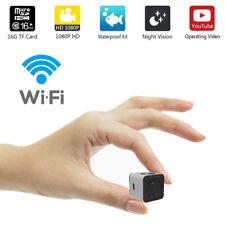 HD WIFI small mini Camera cam 1080P video Sensor Night Vision Camcorder