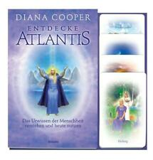 Atlantis-Set   Taschenbuch   Buch plus 46 vierfbg. Karten   Deutsch   2006