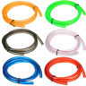 Motorcycle Scooter Filter Petrol Gas Fuel Oil Hose Line Pipe 5mm I/D x 8mm O/D