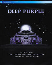 Deep Purple: In Concert With the London Symphony Orchestra DVD NEW & sealed