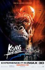 "Kong - Skull Island (11"" x 17"") Movie Collector's Poster Print (T4) - B2G1F"