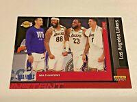 2019-20 Panini Instant Basketball Los Angeles Lakers Set #28 - NBA Champions
