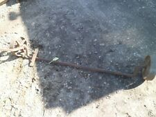 Vintage Cast Iron Beam Axle ideal for Chicken Hut or Coop