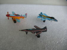 LOT OF 3 1987 GALOOB MICRO MACHINES