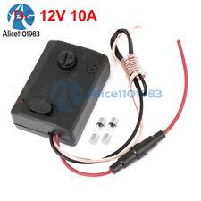 12V Car LED Strip Voice Audio Sensor Sound Controller Switch 2A/10A