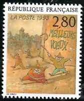 Timbre France  N°2844