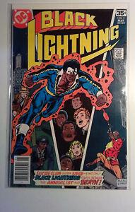 Black Lightning #9 DC Comics (1978) FN/VF 1st Print Comic Book