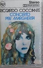 Riccardo Cocciante Concerto Per Margherita  MC CASSETTE SEALED Rca