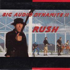 Big Audio Dynamite - Rush **1991 Australian 3 Track Cardsleeve CD Single**