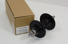 Nos Dia-Compe Gran Compe Rear Track Hub, Fixed/Free, 32H, 120mm, Black, New