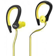 Interno intrauriculares amarillo deportivos