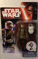 Star Wars The Force Awakens Resistance Trooper 3.75in Action Figure