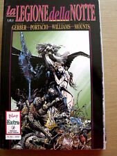 La Legione della Notte n°36 1993 Play Extra serie 1 di 2 Steve Gerber [SP17]