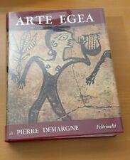 arte DEMARGNE 1964 FELTRINELLI Arte Egea Il Mondo Della Figura