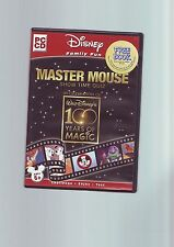 DISNEY'S MASTER MOUSE : SHOW TIME QUIZ - DISNEY DISNEYS PC GAME - COMPLETE - VGC