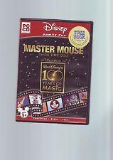 Disney's Master Mouse: mostrar tiempo prueba-Disney Disneys Juego De Pc-Completo-En muy buena condición