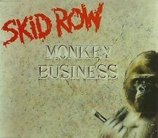 Maxi CD-skid row-Monkey Business - #a2552