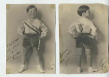 JERRY TUCKER 1931 PHOTOS OUR GANG Little Rascals Hal Roach VERY YOUNG!!!!