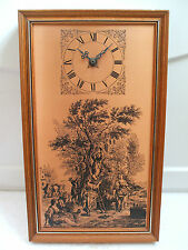 Antique Wall Clocks with Battery Operated