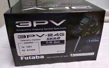 Futaba 3PV w/ R314SB Receiver 3 +1 channel 2.4GHz T/S/FHSS Radio System  NIB