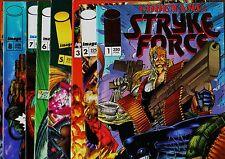 CODENAME: STRYKE FORCE Colección completa de 9 nº's PLANETA