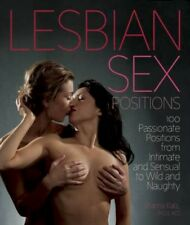 NEW Lesbian Sex Positions by Shanna Katz BOOK (Paperback) Free P&H