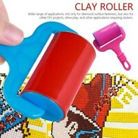NEW 5D Diamond Painting Roller Cross Stitch Accessories Rolling Pin Clay Tool