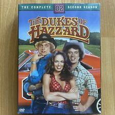 The Dukes of Hazzard - The Complete Second Season (DVD, 2005, 4-Disc Set) 23 Ep