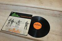 Lp Les Beatles – 4 Garçons dans le vent, chansons du Film. Odéon OSX226 (1964)