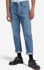 Mens Wrangler Slider Tapered Fit Jeans 'Blue Charm' SECONDS WA170