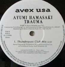 "AYUMI HAMASAKI - Trauma ~ 12"" Single US PRESS"