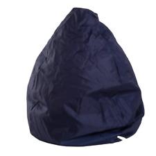 Rebecca Pouf Poltrona Imbottita Sacco Blu Scuro