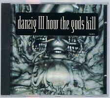 DANZING III HOW THE GODS KILL CD F.C.